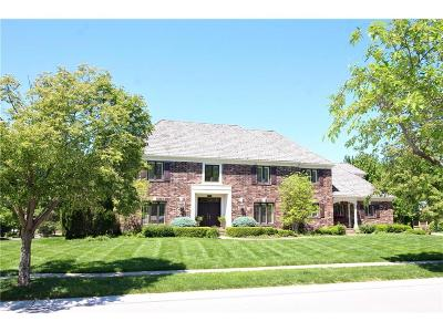 Leawood Single Family Home Show For Backups: 11720 Overbrook Road