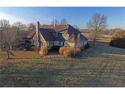 Cass County Single Family Home For Sale: 30001 E State Route 58 Highway