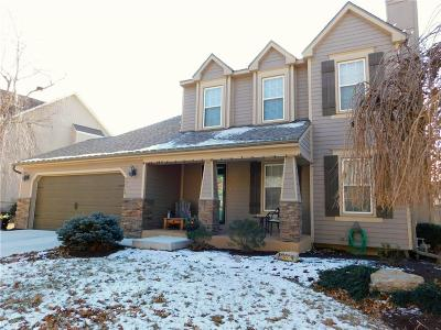 Shawnee Single Family Home For Sale: 22517 W 53rd Terrace
