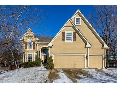 Overland Park Single Family Home Show For Backups: 7902 W 129th Terrace