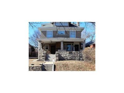 Kansas City Multi Family Home For Sale: 3724 Baltimore Avenue