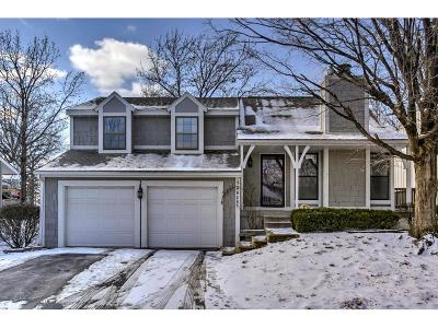 Overland Park Single Family Home Show For Backups: 12808 W 108th Street