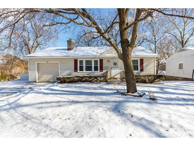 Overland Park Single Family Home Show For Backups: 8515 Lowell Avenue