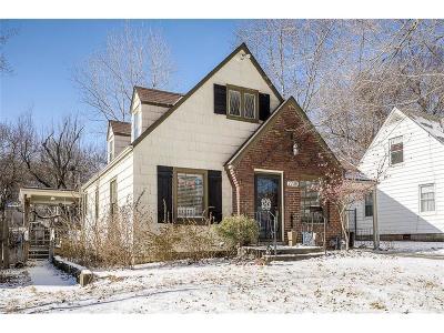 Kansas City Single Family Home For Sale: 7736 McGee Street