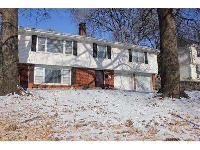Kansas City Single Family Home For Sale: 9041 Holly Street