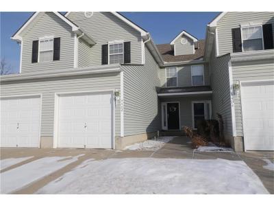 Kansas City Condo/Townhouse For Sale: 4402 NE 83rd Terrace