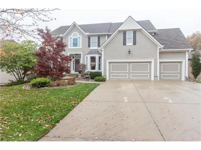Leawood Single Family Home For Sale: 14900 Catalina Street