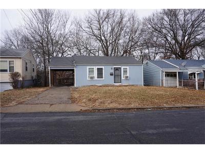 Kansas City Single Family Home For Sale: 5536 Indiana Avenue