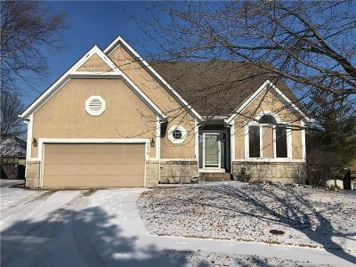 Overland Park Single Family Home Show For Backups: 9410 W 124th Terrace