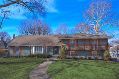 Prairie Village Single Family Home For Sale: 9120 Buena Vista Street