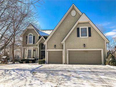 Overland Park KS Single Family Home For Sale: $385,000