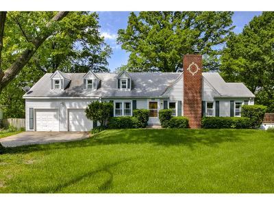 Kansas City Single Family Home For Sale: 5514 N Tracy Avenue