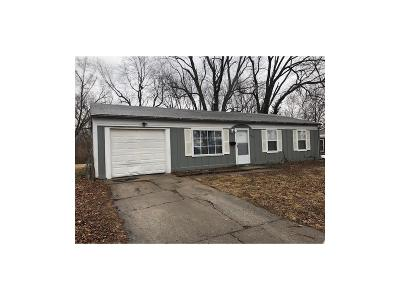 Kansas City Single Family Home For Sale: 9303 Stark Avenue