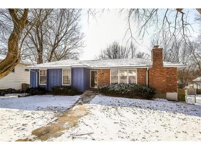 Lenexa Single Family Home For Sale: 12815 W 99th Street