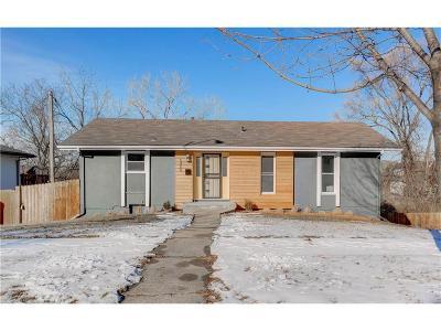 Kansas City Single Family Home For Sale: 5400 E 97 Street