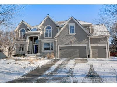 Overland Park Single Family Home Show For Backups: 14621 Farley Street