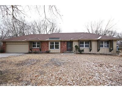 Liberty Single Family Home For Sale: 1459 Spruce Drive