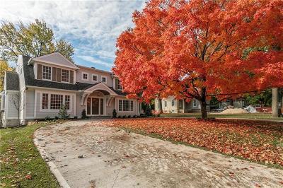 Prairie Village Single Family Home For Sale: 4723 W 68th Street