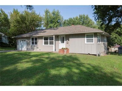 Raytown Single Family Home For Sale: 5919 Harvard Avenue