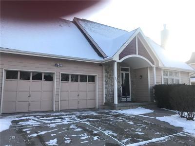 Kansas City Single Family Home For Sale: 205 NE 110th Street