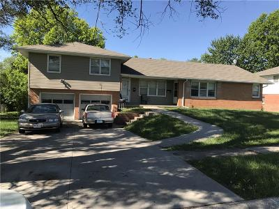 Raytown Multi Family Home For Sale: 10601 E 78th Terrace