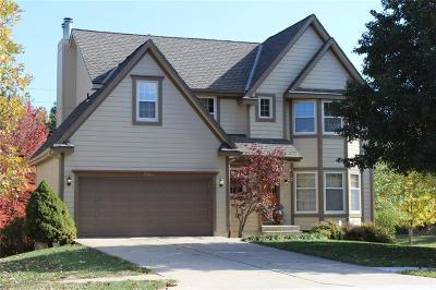 Lee's Summit Single Family Home For Sale: 3501 NW Winding Woods Drive