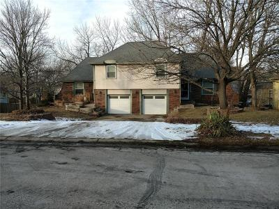 Overland Park Multi Family Home For Sale: 9304 W 83 Street