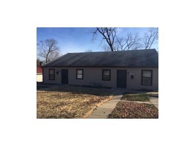Kansas City Multi Family Home For Sale: 3737 Monroe Avenue