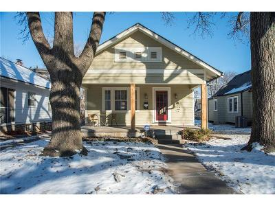 Kansas City Single Family Home For Sale: 420 E 70th Street
