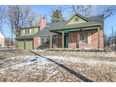 Fairway Single Family Home For Sale: 6149 El Monte Street