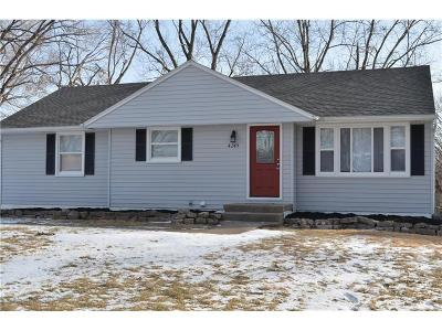 Kansas City Single Family Home For Sale: 4245 N Cypress Avenue