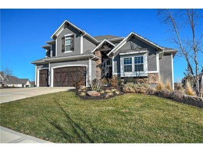 Overland Park Single Family Home For Sale: 15701 Canterbury Street