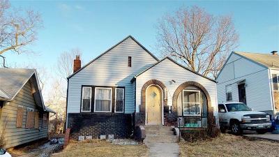 Kansas City Single Family Home For Sale: 5505 Olive Street