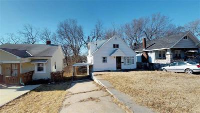 Kansas City Single Family Home For Sale: 3826 Cleveland Avenue