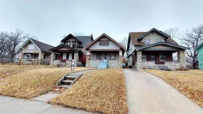 Kansas City Single Family Home For Sale: 3740 Indiana Avenue