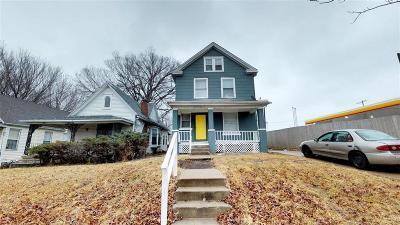 Kansas City Single Family Home For Sale: 3037 Brooklyn Avenue