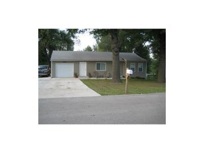 Kansas City Single Family Home For Sale: 7830 E 102 Street