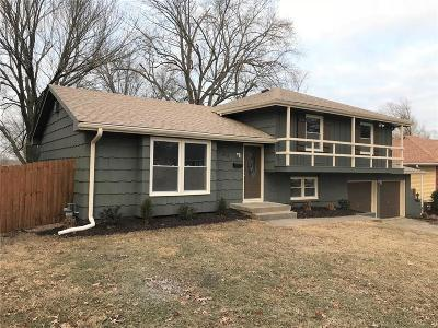 Kansas City Single Family Home For Sale: 6212 E 108th Street