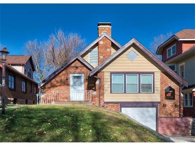 Kansas City Single Family Home For Sale: 3624 Norledge Avenue