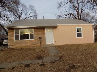 Gladstone MO Single Family Home For Sale: $115,000