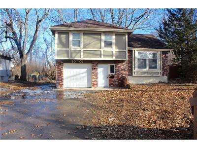 Kansas City Single Family Home For Sale: 10401 Wallace Avenue