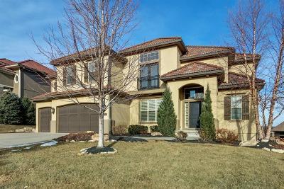 Lenexa Single Family Home For Sale: 9015 Martindale Street