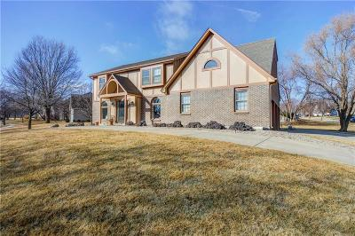 Johnson-KS County Single Family Home Show For Backups: 10800 W 105 Street