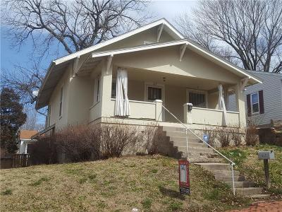 Atchison KS Single Family Home For Sale: $59,000