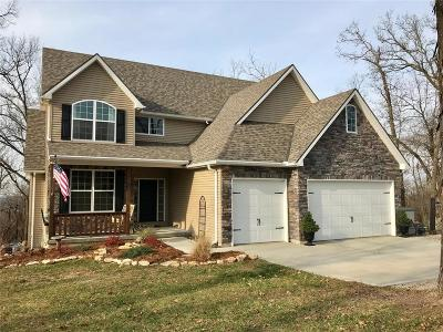 Warrensburg Single Family Home For Sale: 576 SE 80th Road