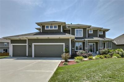 Olathe Single Family Home Contingent: 21835 W 175th Terrace