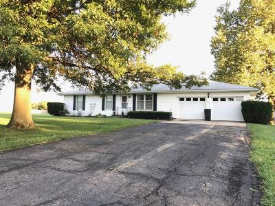Louisburg Single Family Home For Sale: 207 N 16th Street