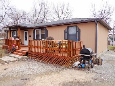 Single Family Home For Sale: 216 E Jackson Street