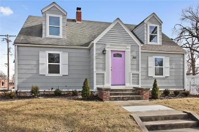 Louisburg Single Family Home For Sale: 301 Mulberry Street