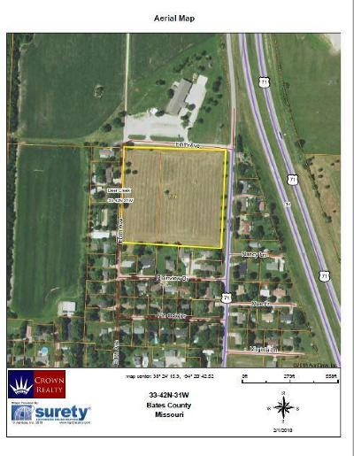 Bates County Residential Lots & Land For Sale: 1008 Old Us 71 Highway